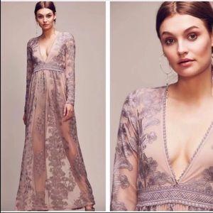 ISO LOVE AND LEMONS LILAC DRESS.